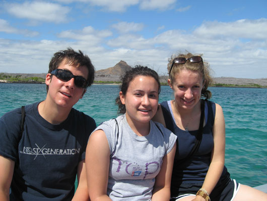 Another Beautiful Day in Galapagos