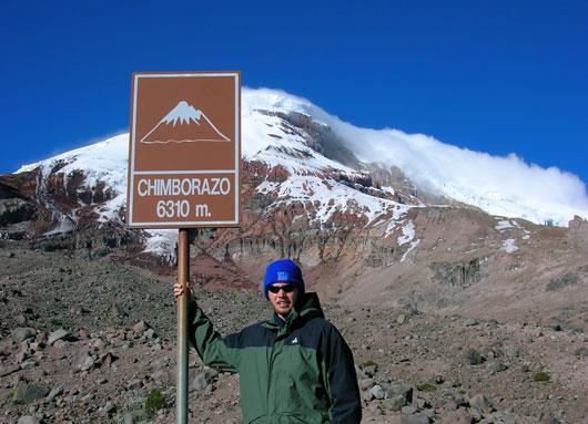 Will in Chimborazo